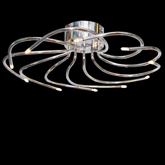Đèn ốp trần Đức Ø490 Trio 6335101-06 - Đã bao gồm bóng LED  Trio 6335101-06