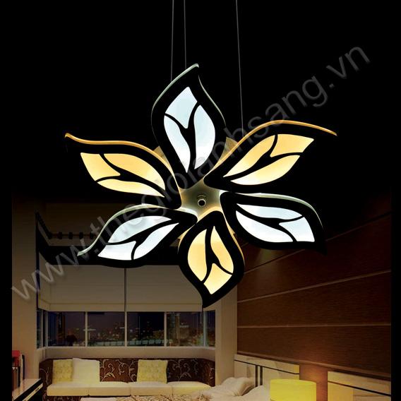 Đèn thả LED Ø700xØ500xØ300mm (1 hoặc 3 chế độ màu) PH217-TH816 PH217-TH816