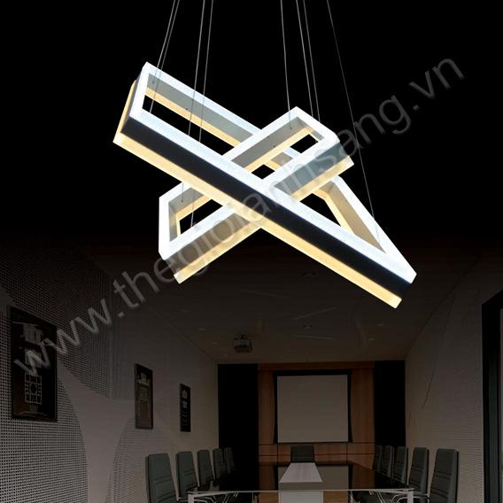 Đèn thả LED 2 màu Ø600xØ400mm PH217-TH847 PH217-TH847
