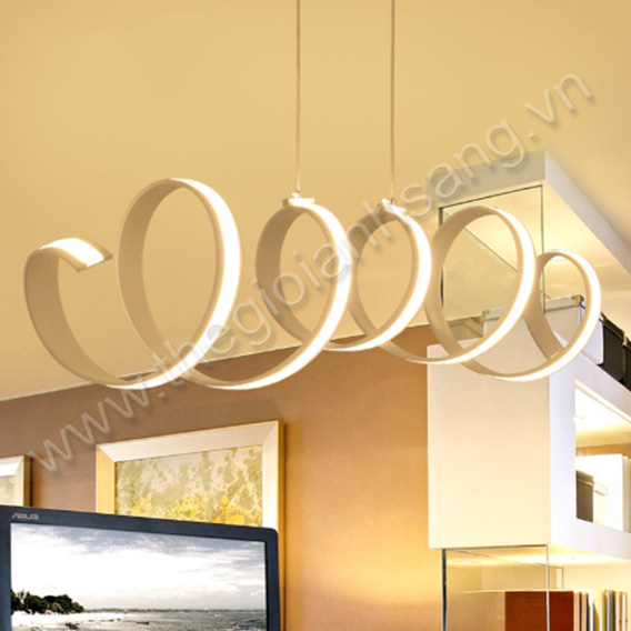 Đèn thả LED ánh sáng vàng trang trí PH217-TH860 PH217-TH860